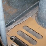 Asbestos Furnace Gasket