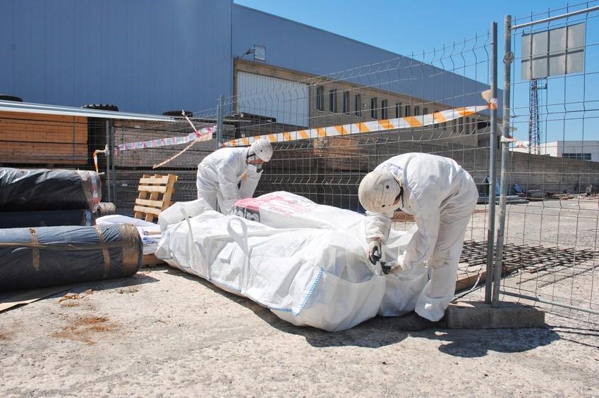 Asbestos in Commercial Buildings