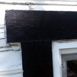 asbestos putty window