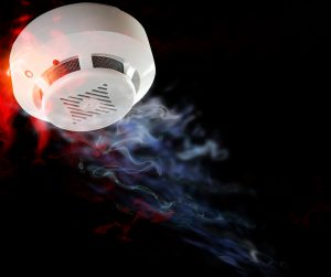 fire safety smoke alarms