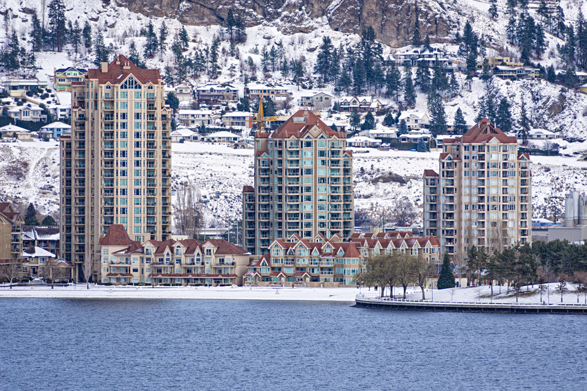 okanagan winter